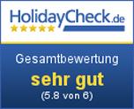 HolidayCheck - Bewertung - Bellevue No.1