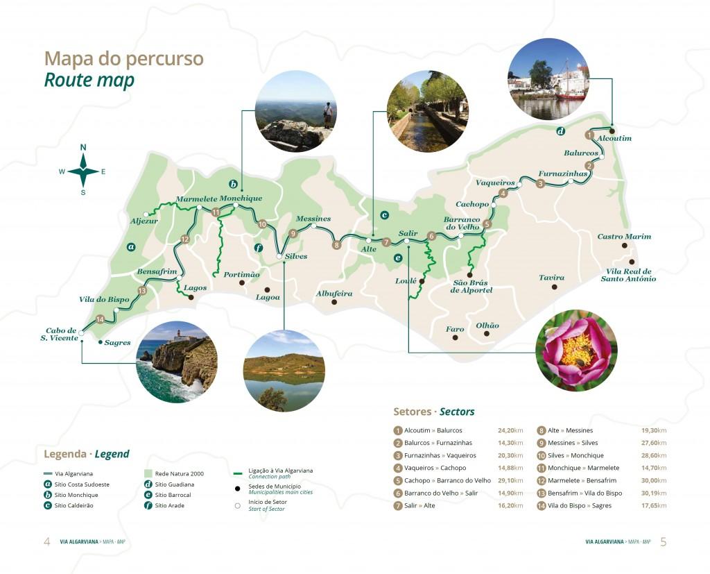 mapa_viaAlgarviana